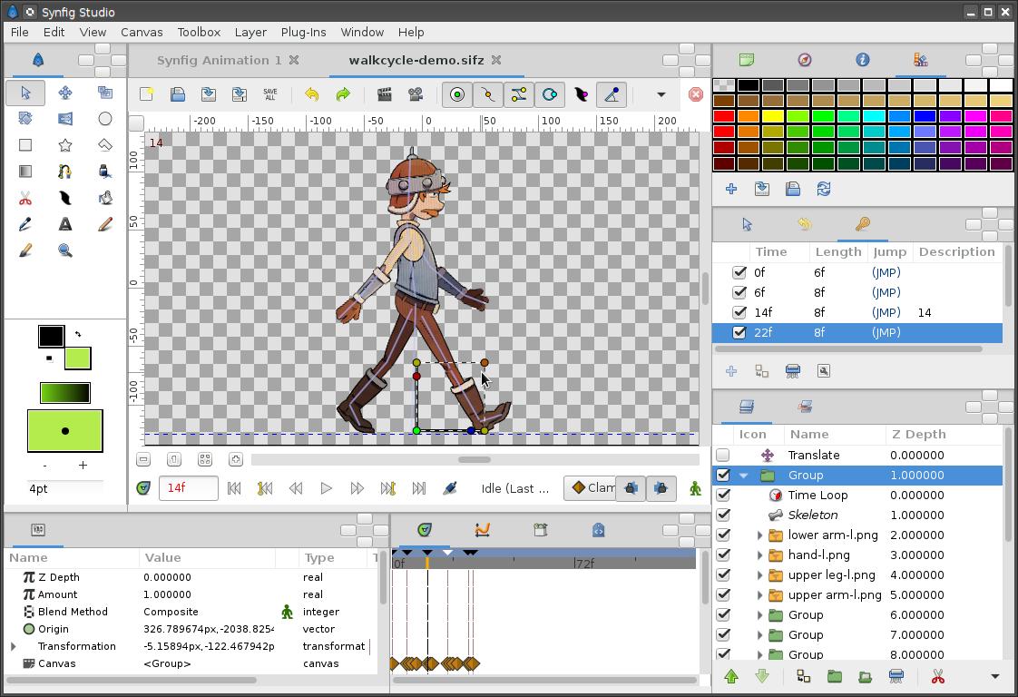 Программы для 2d анимации скачать бесплатно